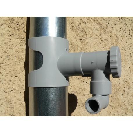 Collecteur d'eau de pluie circulaire CAPT'EAU