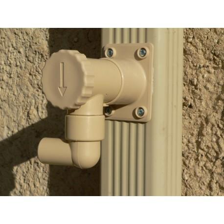 cse Collecteur d'eau de pluie rectangulaire CAPT'EAU